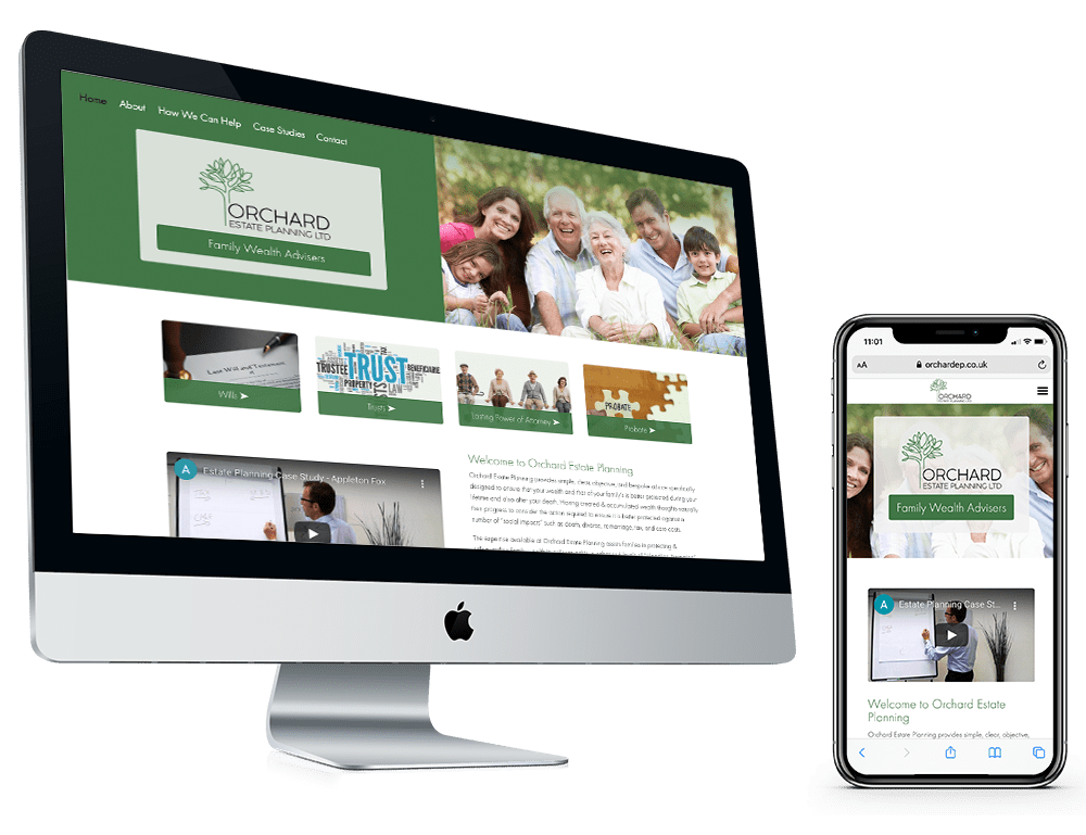freelance web design bristol project